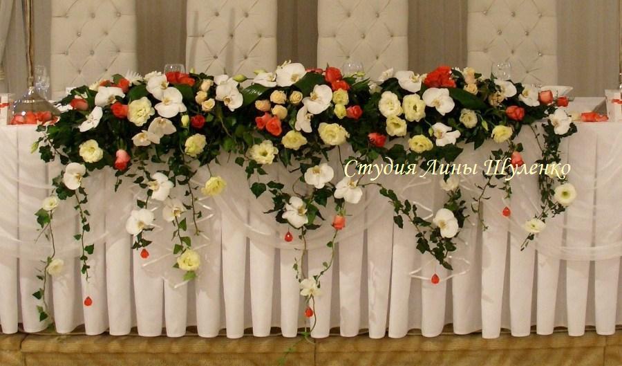 Необычные украшение залов для свадьбы